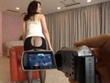 Japonesa debuta en el porno a lo grande