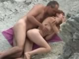 Recopilación de pillados follando en la playa