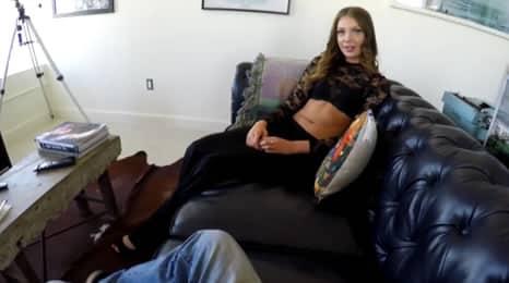 Casting porno a una modelo profesional