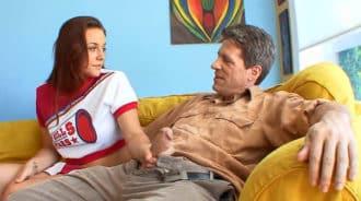 Sexo con su profesor particular