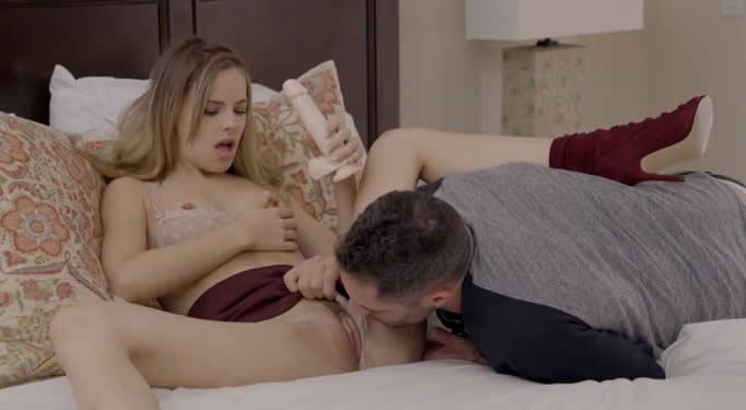 Así se consigue el orgasmo de una chica